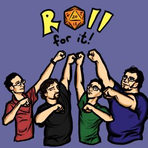 RollForIt Color Logo