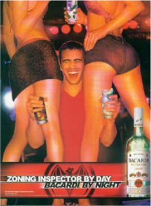 Image stolen from a much more thoughtful discussion about alcohol advertisement over at Talking Reckless.