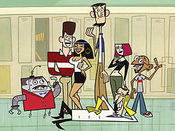 Lord and Miller created Clone High, perhaps the most underrated show of all time.